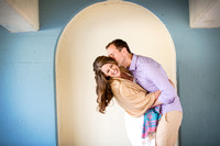 Amanda & Chris - Engagement Photos Seal Beach