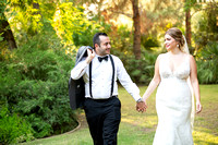 Angela & Hagop The Parker Palm Springs