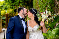 Audrey & Mike - Miramonte Resort and Spa Wedding Indian Wells