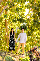 Engagement Photos South Coast Botanical Gardens-010