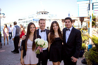 Hornblower Entertainer Yacht Wedding Marina Del Rey-18