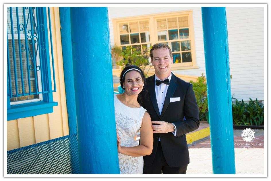 Hornblower Entertainer Yacht Wedding Marina Del Rey-13