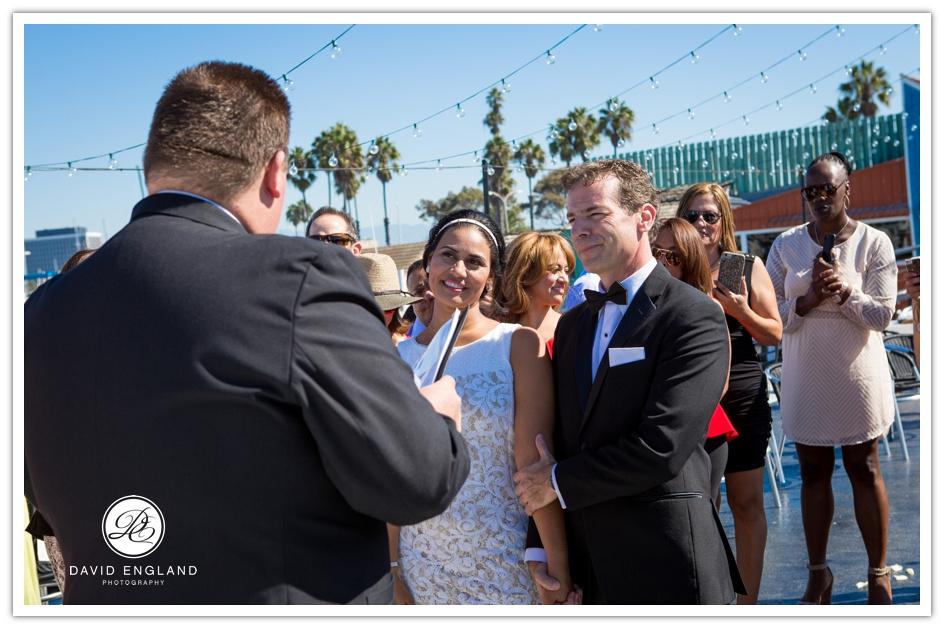 Hornblower Entertainer Yacht Wedding Marina Del Rey-59